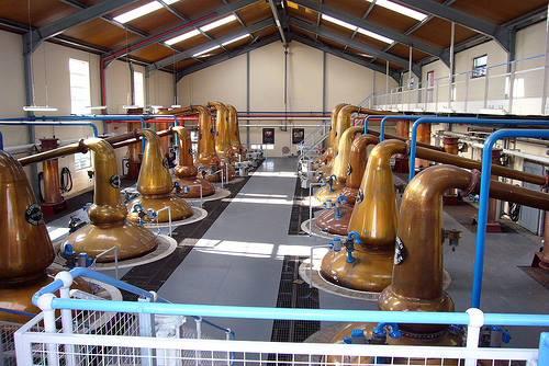 Términos usados en el Whisky