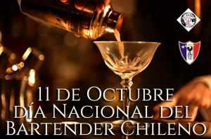 Día Nacional de Bartender Chileno