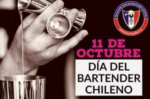 11 de Octubre - Día del Bartender en Chile