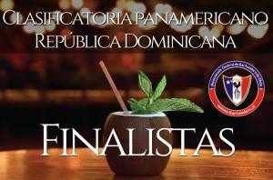 Finalistas Clasificatorias República Dominicana